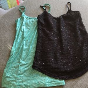 BKE Tops - Women's layer tanks size Small